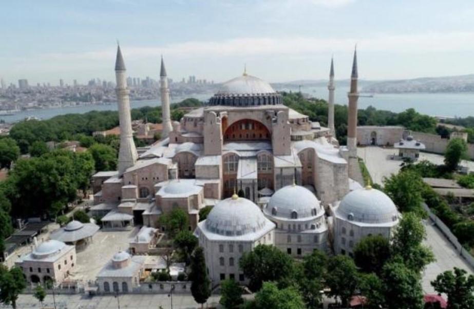 Pemerintah Suriah Umumkan Bangun Miniatur Replika Hagia Sophia
