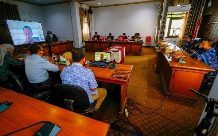 Pemkab Kepulauan Selayar kembali Raih Opini WTP dari BPK RI Perwakilan Sulsel