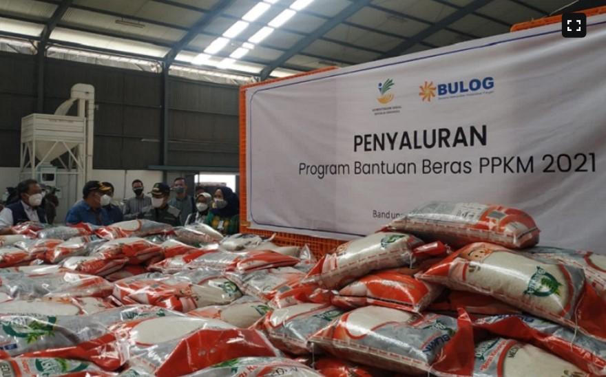Pemkot Makassar Siap Bagikan 100 Ribu Paket Bansos ke Warga Terdampak akibat Pemberlakuan PPKM Level 4