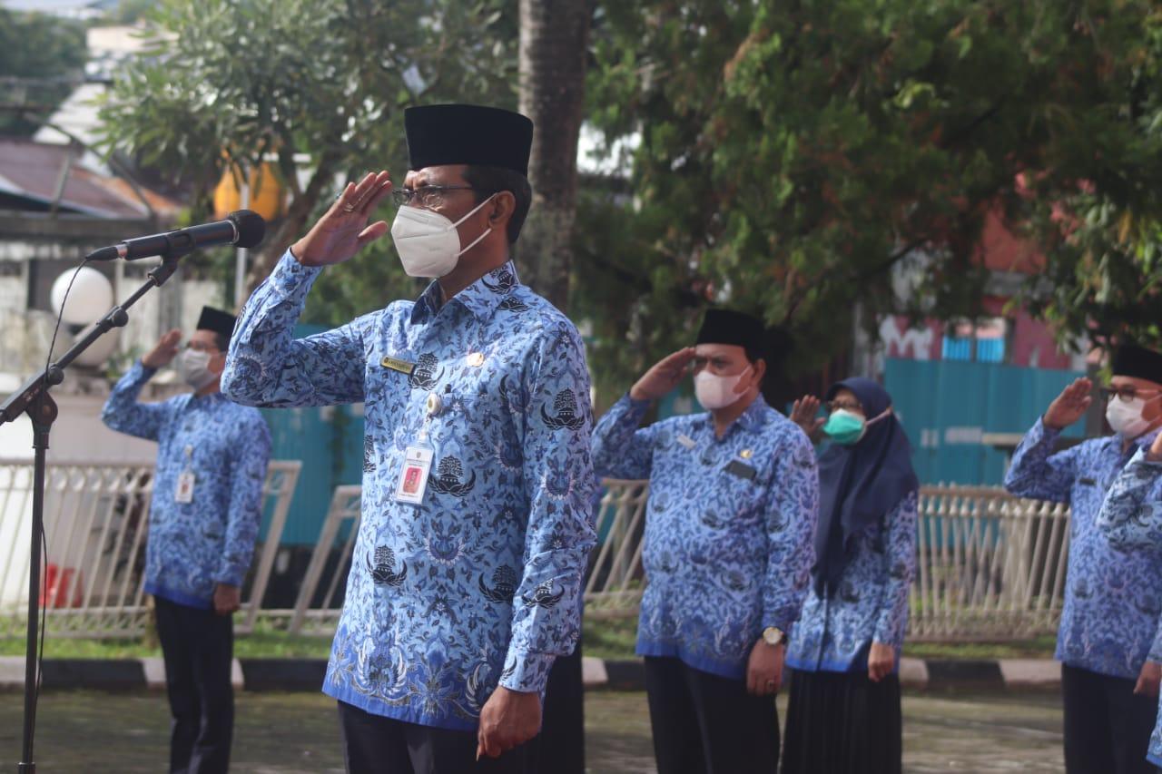 Pemprov Maluku Gelar Peringatan Hari Pahlawan Dengan Menerapkan Protokol Covid-19