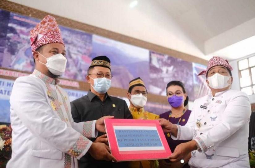 Pemprov Sulsel Gelontorkan Rp285 M  untuk Bangkitkan Pariwisata Tator