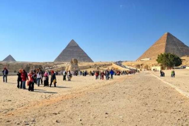 Peneliti Ungkap `Pintu Rahasia` yang Jadi Misteri di Piramida Giza