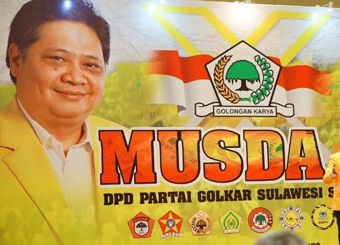 Pengamat: TP Perlu SK Kepengurusan dari DPP sebelum Menggelar Musda DPD II Golkar