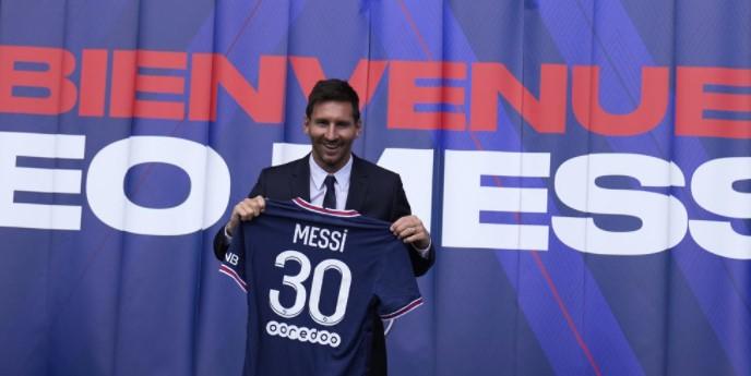 Penjualan Jersey Messi Lampaui Milik Ronaldo