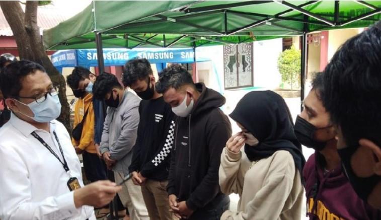 Penyidik Tetapkan Tiga Pria Tersangka Pemerkosaan Mahasiswi di Kawasan Panakkukang Makassar