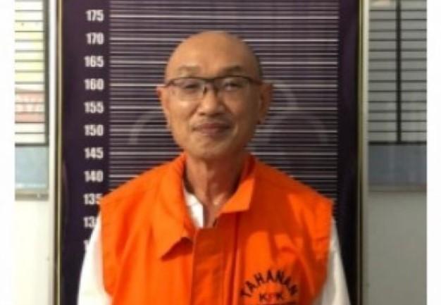 Penyuap NA,  Agung Sucipto Divonis 2 Tahun Penjara