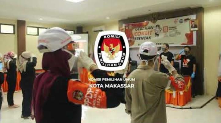 Perbaharui Data Pemilih, KPU Makassar Sebut Ada 95.790 TMS