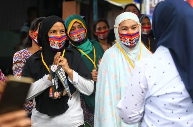 Perhatikan Kesejahteraan Guru Mengaji, Jamais Dukung Danny-Fatma