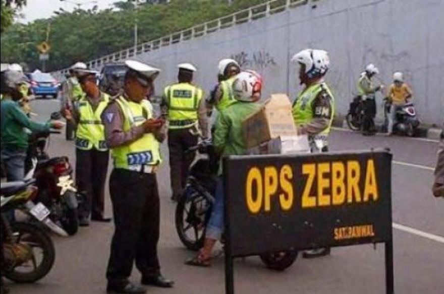 Perintah Jenderal Idham Azis: Operasi Zebra Fokus Edukasi, Bukan Tilang