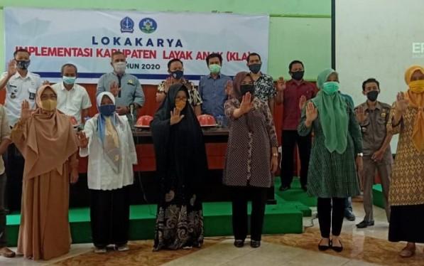 Perkawinan Anak Capai 2.731 Kasus, Gugus Tugas KLA Gelar Lokakarya