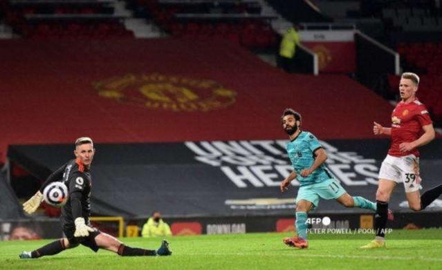 Permalukan Manchester United, Peluang Liverpool Finish 4 Besar Terbuka