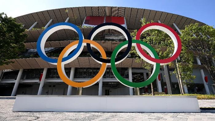 Perolehan Akhir Medali Olimpiade Tokyo, Amerika Teratas Indonesia ke-55