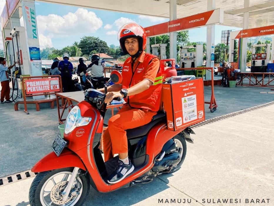 Pertamina Pastikan Jelang Libur Panjang Maulid Nabi, Stok BBM dan LPG di Sulawesi Aman