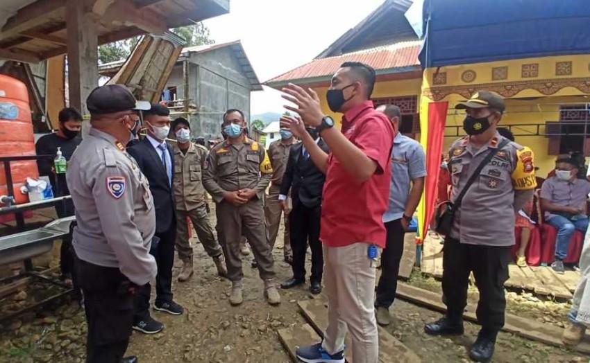 Pesta Rambu Tuka di Batu Lembang Torut, Banyak Tak Patuhi Protkes