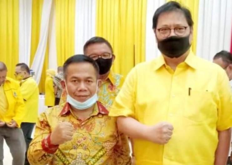 Petahana Resmi Diusung Partai Golkar di Pilkada Majene