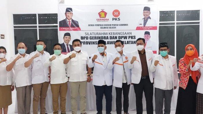 Pilgub Sulsel 2024 : PKS Ajak Gerindra Berkoalisi