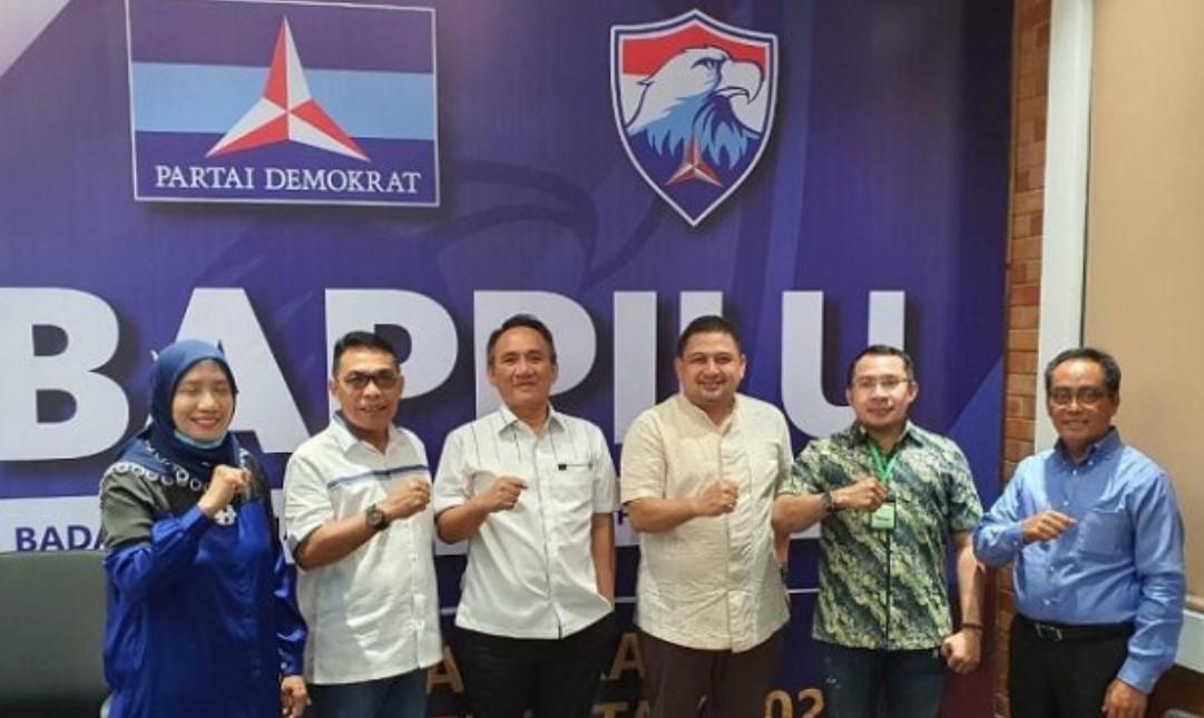 Pilwalkot Makassar, Demokrat-PPP Usung Paket Appi-ARB