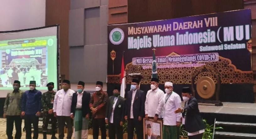Plt Gubernur Harap Ketua MUI Sulsel Terpilih, Teladani Kharismatik Anre Gurutta Sanusi Baco