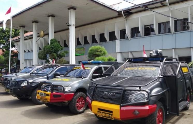 Polisi Jaga Ketat Sidang Praperadilan Habib Rizieq