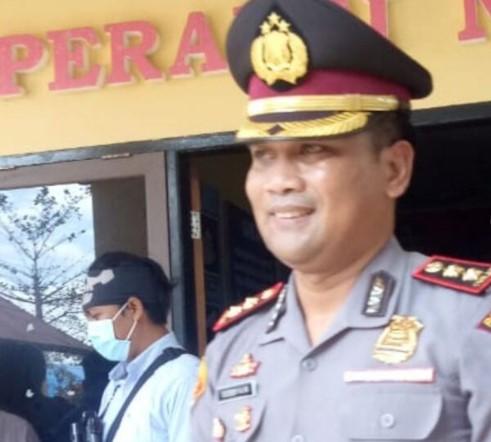 Polisi Kesulitan Temukan Tersangka Pembom Rumah Ketua KPU Muna