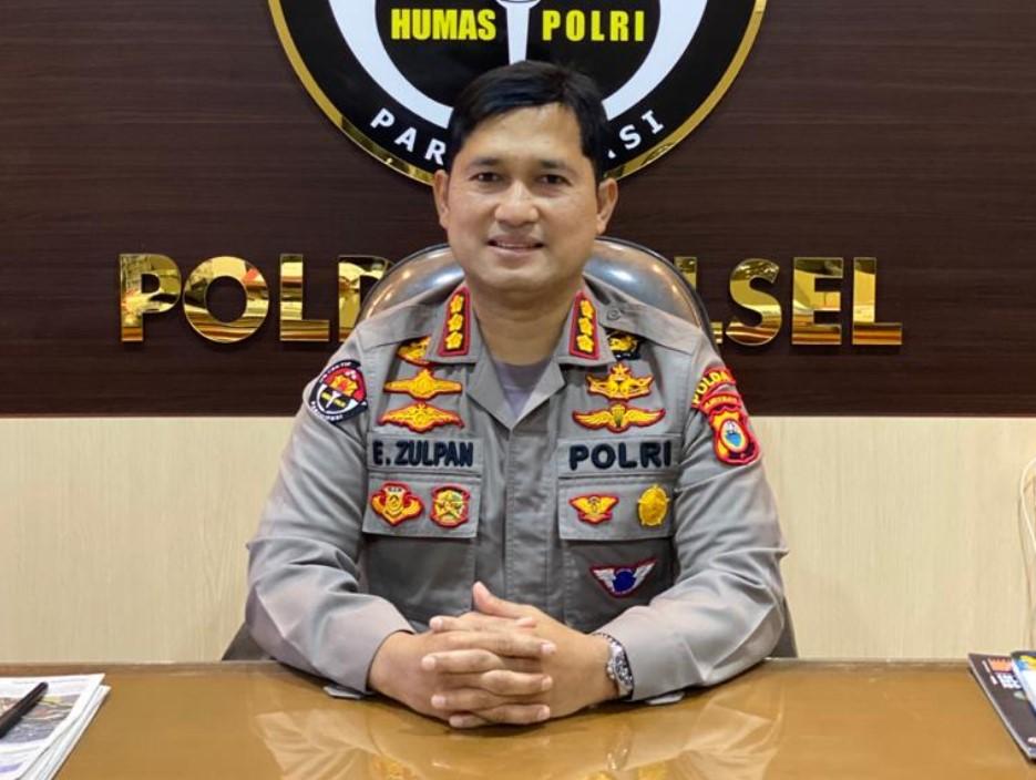 Polisi Tembak Mati Terduga Teroris di Makassar