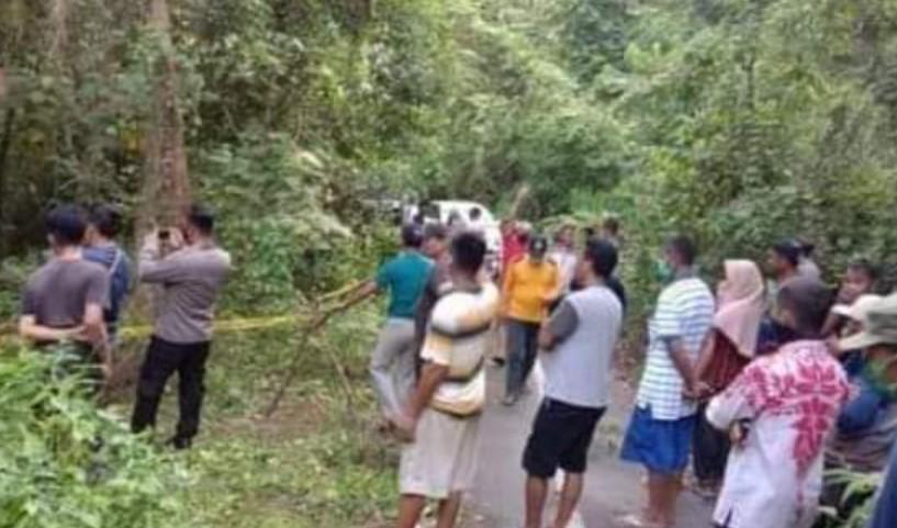 Polisi Ungkap Ciri Ciri Mayat Di Hutan Wolasi