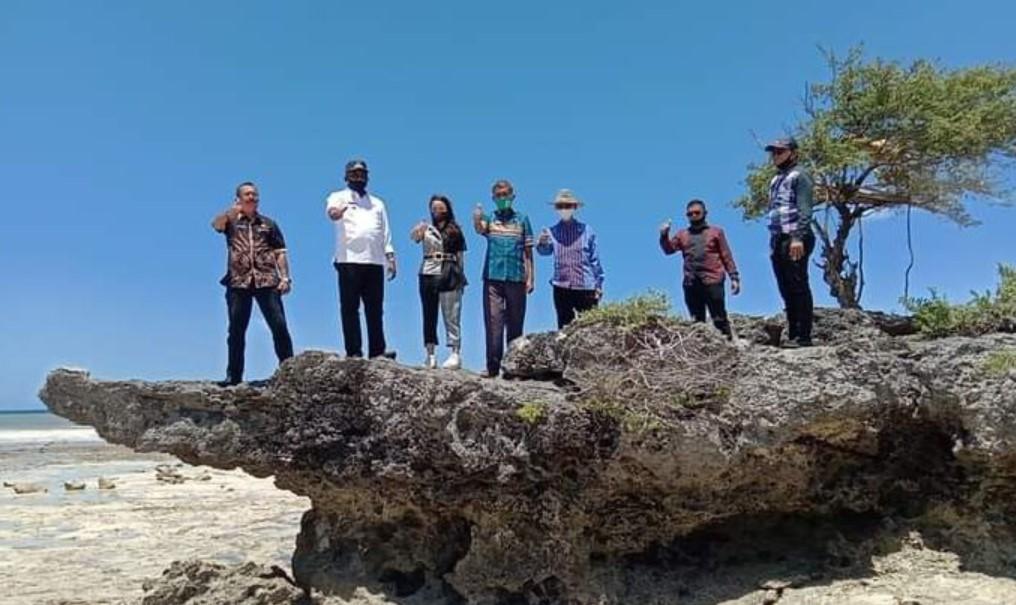 Potensi Wisata Tanjung Buaya di Buteng Terus Dipoles