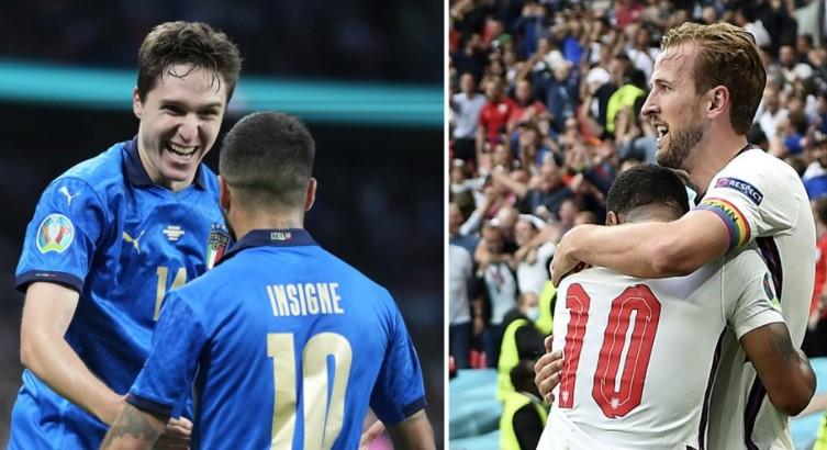Prediksi Final Euro: Italia vs Inggris 12 Juli 2021