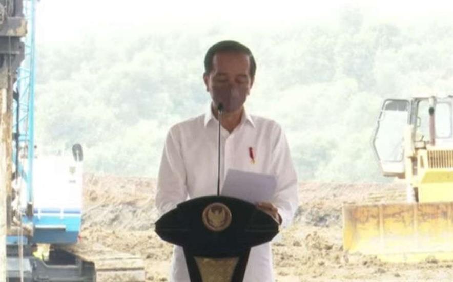 Presiden Jokowi: Era Kejayaan Komoditas Bahan Mentah Berakhir
