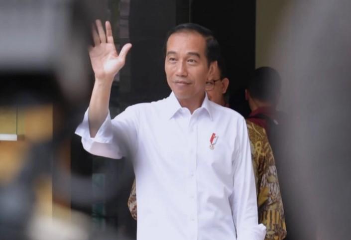 Presiden Kapan divaksin? Begini Jawaban Jokowi