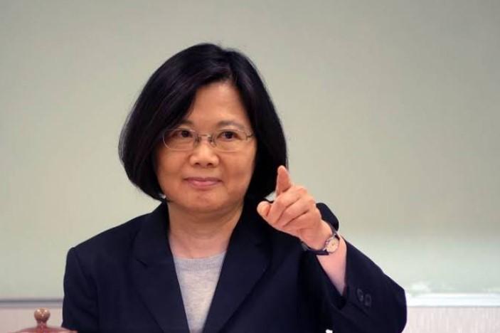 Presiden Taiwan Sebut Latihan Militer China Ancaman Bagi Seluruh Kawasan