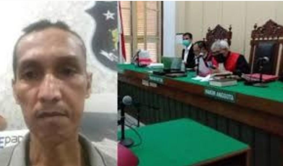 Pria yang Merobek Alquran Divonis 3 Tahun Penjara