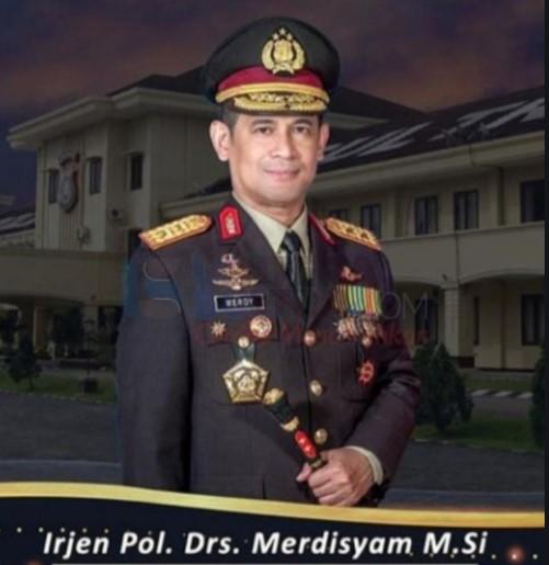 Profil Kapolda Sulsel yang Baru Irjen Pol Merdisyam, Jenderal Intelijen yang Blunder soal TKA China