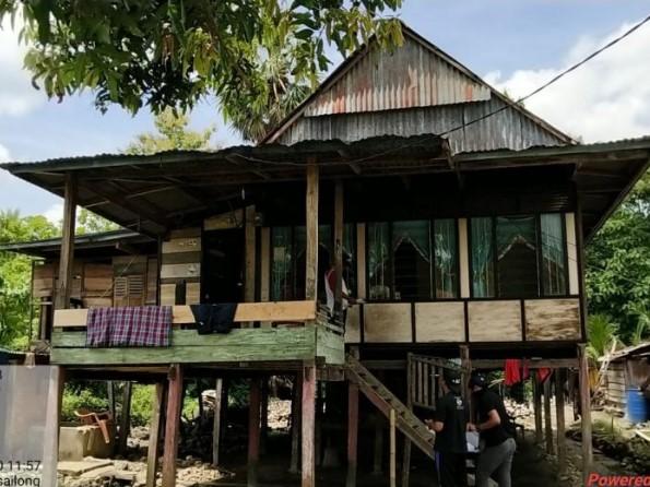 Program BSPS Sasar Sailong, Rumah 15 Warga Miskin Selesai Dibedah
