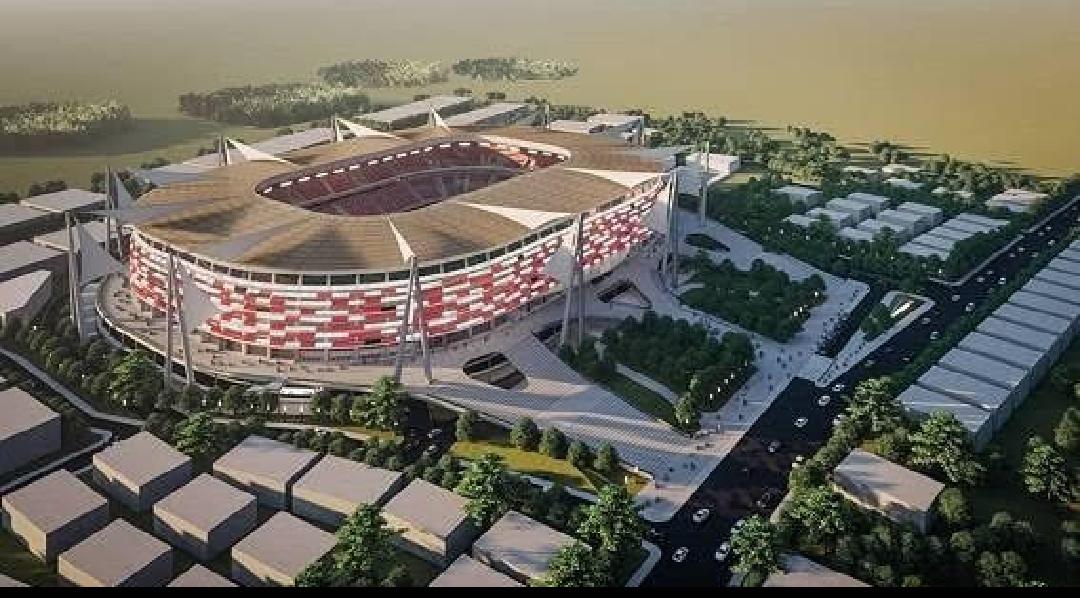 Progres Terkini Proyek Stadion Mattoanging, Lelang Managemen Konstruksi Sudah Diajukan