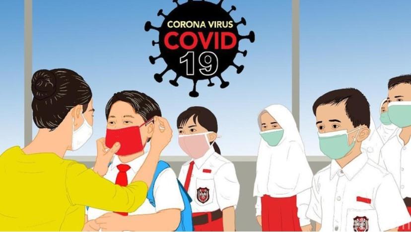Protokol Kesehatan Anak Lebih Sulit, Hati-hati Sekolah Tatap Muka
