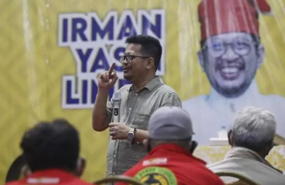 Puluhan Ketua RT/RW Gabung di Baris Pemenangan None-Zunnun