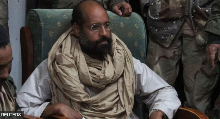 Putra Qhadafi, Saif Al Islam Diburu Militer Libya