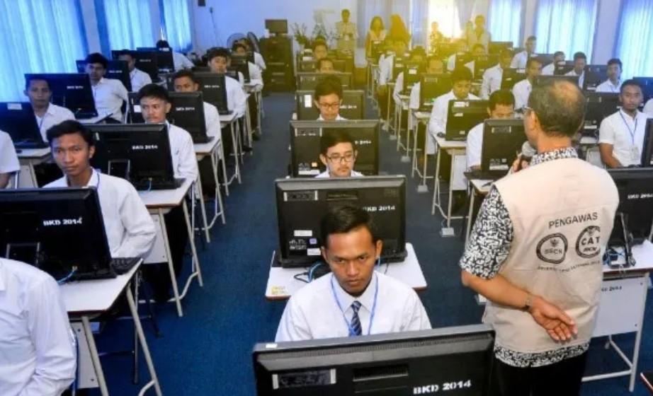 Ratusan Pelamar CPNS Pemkot Makassar Gagal Ikut SKD
