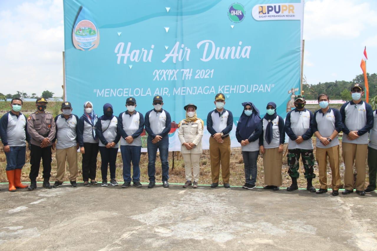 Rayakan Hari Air Sedunia, BWS  Sulawesi IV Kendari : Mengelola Air , Menjaga Kehidupan