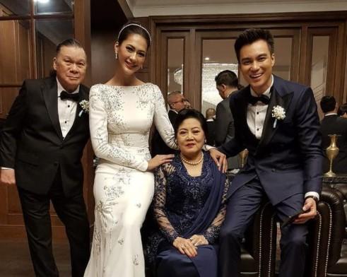 Rayakan Ultah Perkawinan, Artis Baim Wong Bangun Pesantren