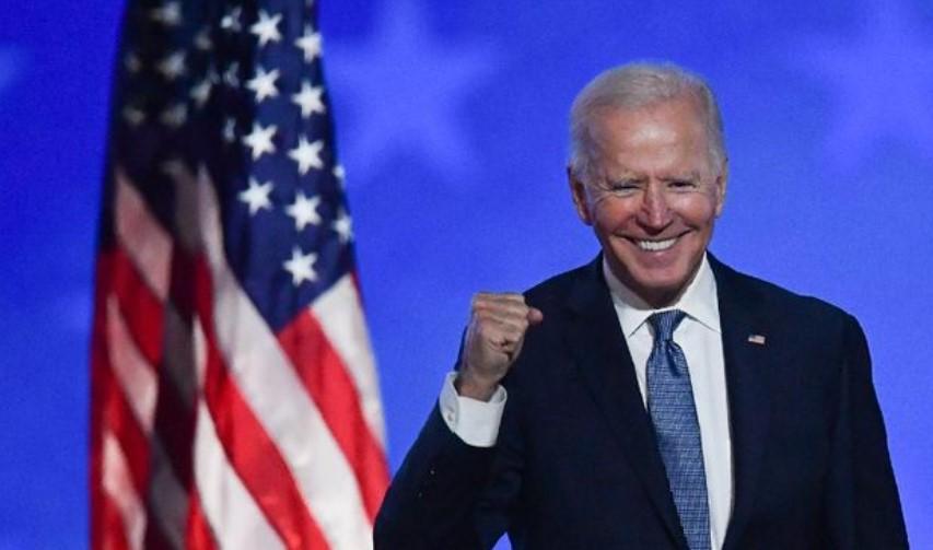 Rebut Kembali Michigan dan Wisconsin dari Trump, Joe Biden di Ambang Kemenangan