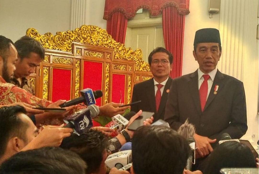 Relawan Jokowi Usulkan Reshuffle, Minta Tiga Menteri Ini Dipertahankan