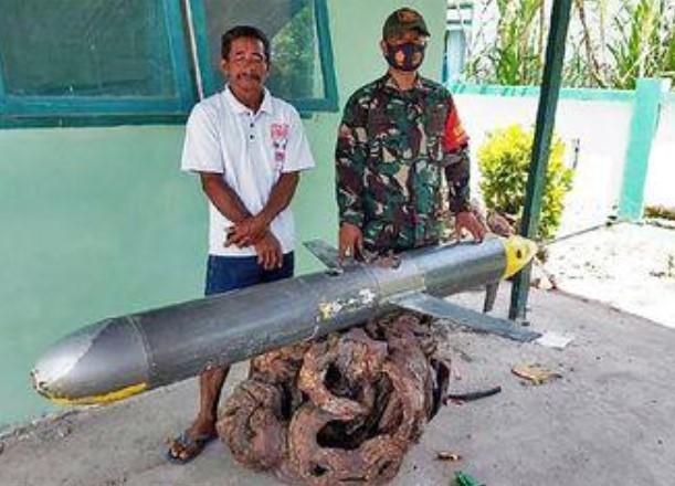 Respon DPR Terkait Temuan Drone Bawah Laut di Perairan Indonesia