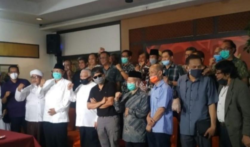 Respon Istana Terhadap  Koalisi Aksi Menyelamatkan Indonesia