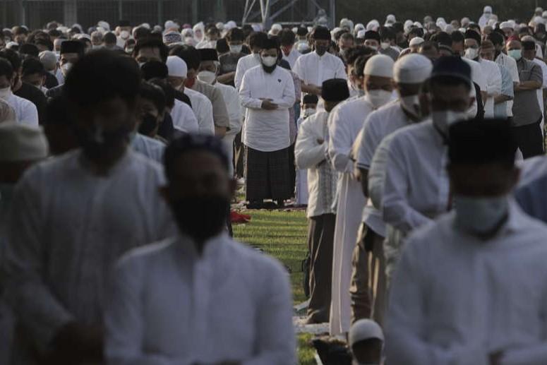 Respon Lonjakan Covid-19, Muhammadiyah Keluarkan Fatwa Soal Salat Idul Adha 1442 Hijriah