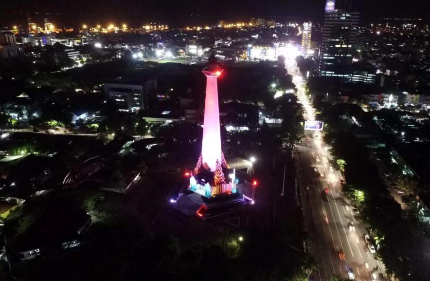 Revitalisasi Monumen Mandala Butuh Rp10 Miliar