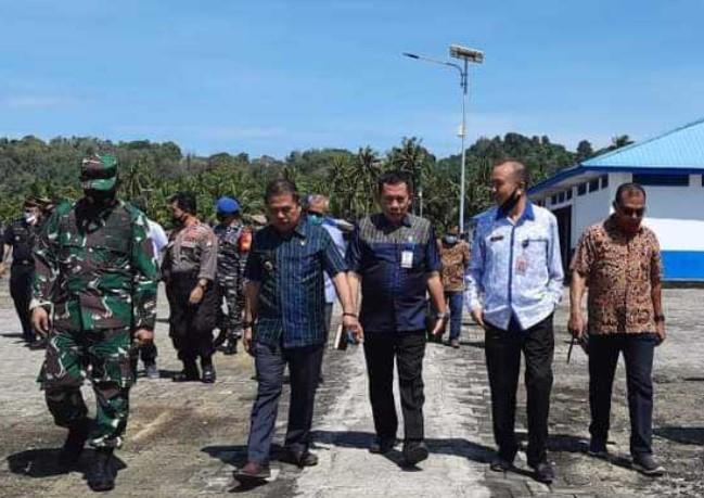 Ribuan TKI Deportasi Malaysia akan Tiba di Pelabuhan Tanjung Silopo Polman