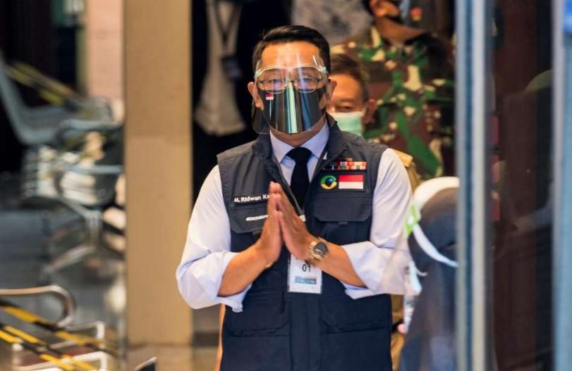 Ridwan Kamil Turut Berduka atas 100 Dokter Meninggal Akibat Corona