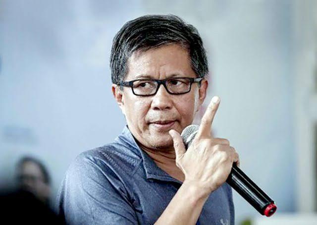 Rocky Gerung: Sisa Dua Kelompok yang Mendukung Jokowi